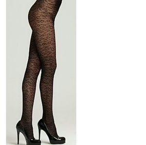 NEW Kate Spade Leopard Print dress Tights
